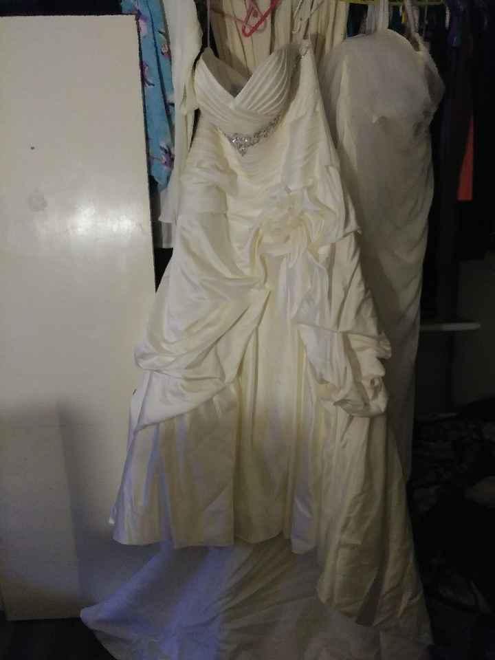 Let's Talk Wedding Dresses! - 1