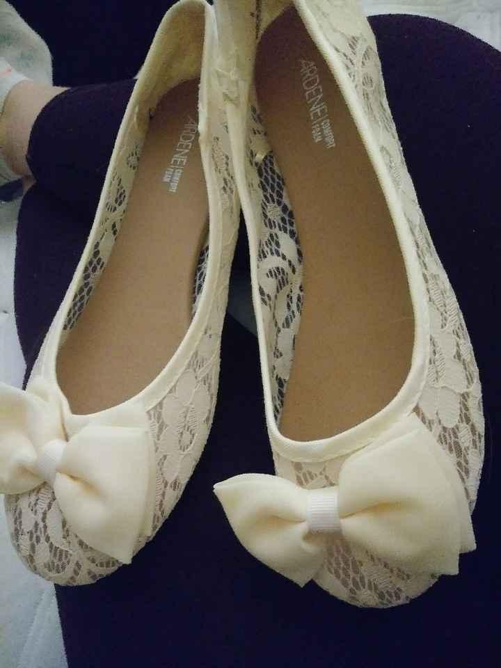 Wedding shoes - 1