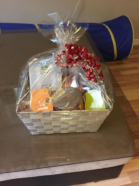 scentsy basket