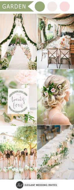 Wedding theme trends for 2017 - Wedding reception - Forum Weddingwire.ca