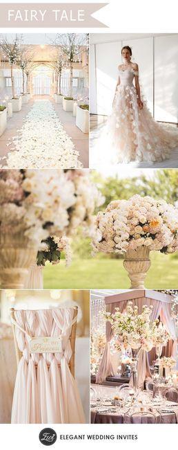 Wedding Theme Trends For 2017 Wedding Reception Forum Weddingwire