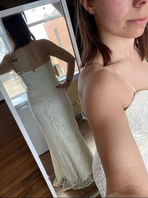 Bra for wedding 1
