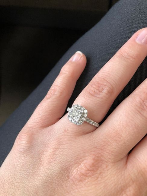 Brides of 2019!  Show us your ring!! 11