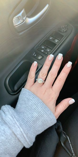 Brides of 2020!  Show us your ring!! 5