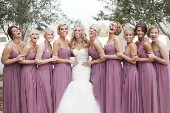 Good bridesmaid color? - 5