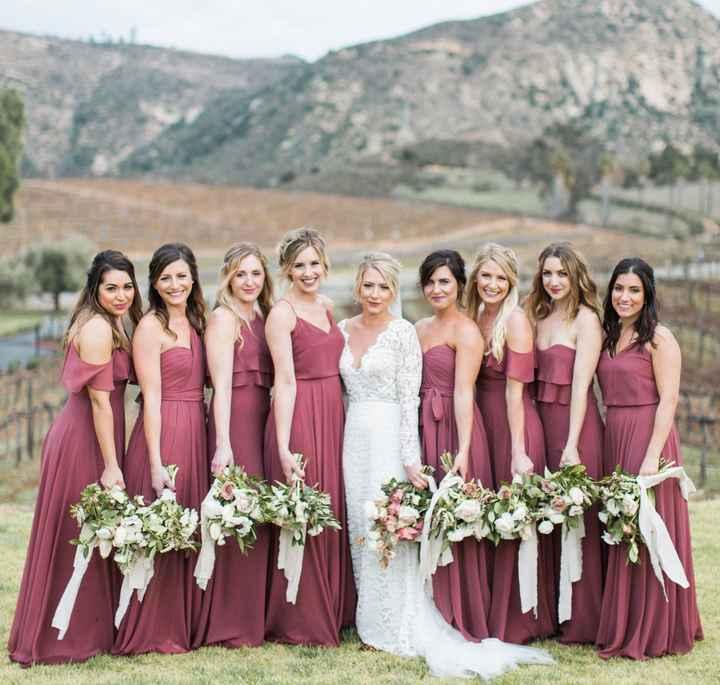Good bridesmaid color? - 7