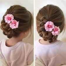 Flower Girl Hair 2