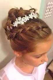 Flower Girl Hair 3