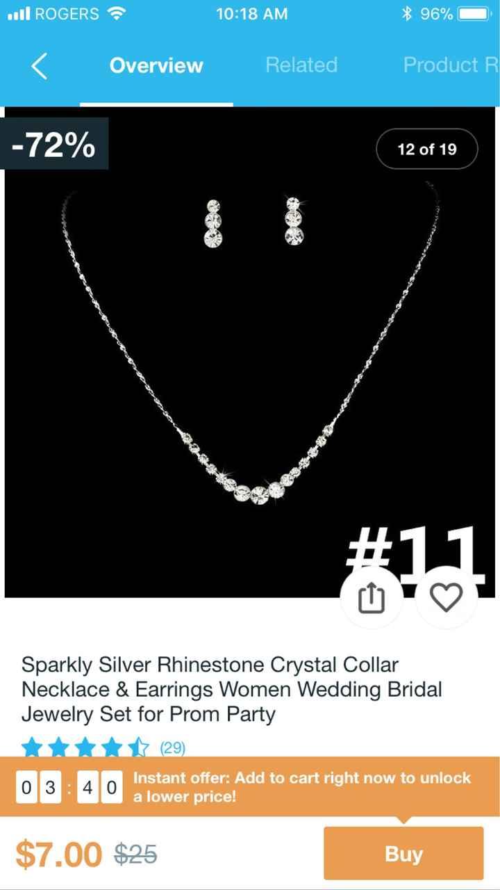 Do i need jewelry? - 1
