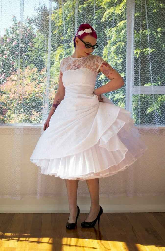 My favourite wedding dress - 1