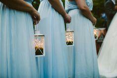 Alternatives to bridesmaid bouquets - 1