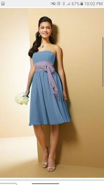 Bridesmaid dress ideas - 1