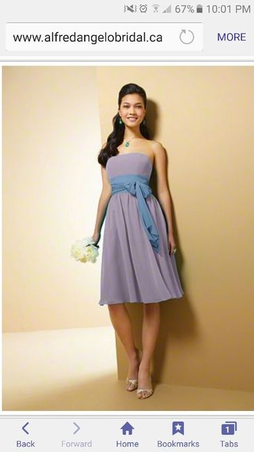 Bridesmaid dress ideas - 2
