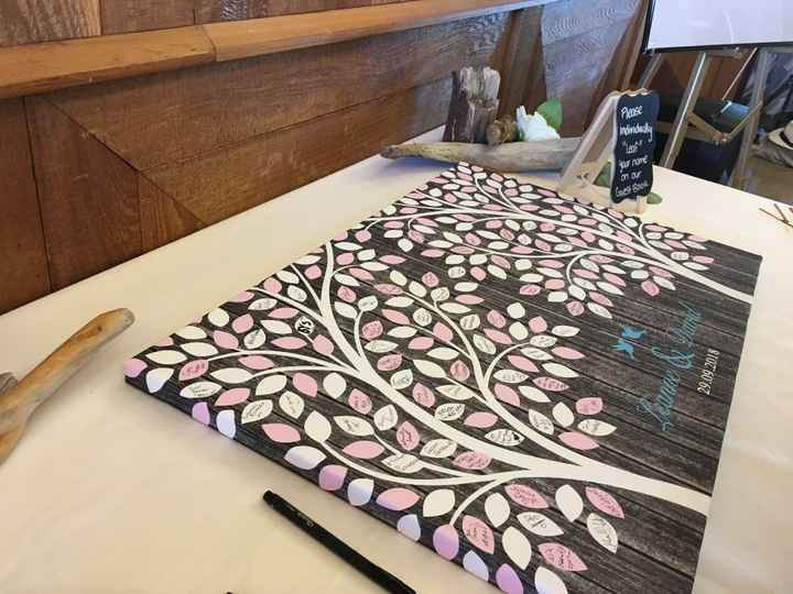 guest book - leaf your name