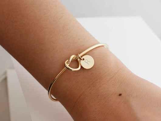bridesmaid gift - bracelet