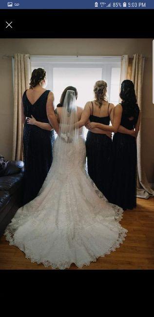 Should i wear a wedding dress? 5