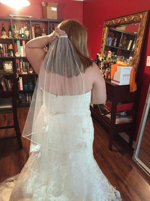 Should i wear a wedding dress? 3