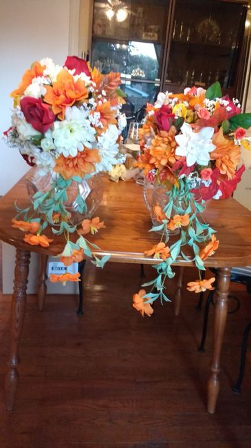 Homemade Bouquets  -