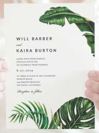 Invitations - what's your style? 5