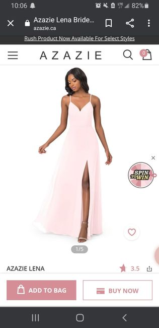 Bridesmaid Dresses 5