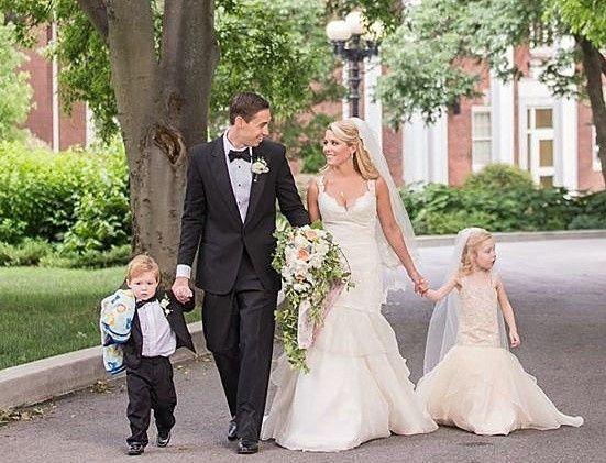 0c0e6b5a3a Matching bride and flower girl - Wedding fashion - Forum Weddingwire.ca