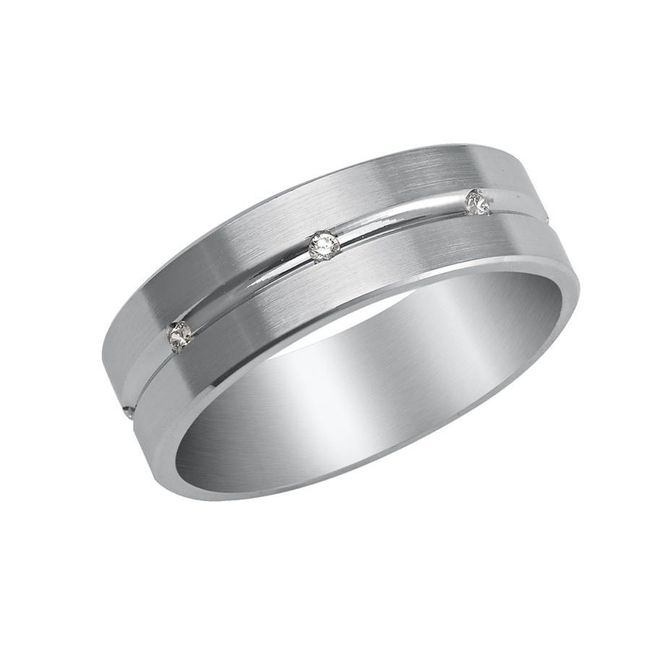 Wedding bands for the men! 2