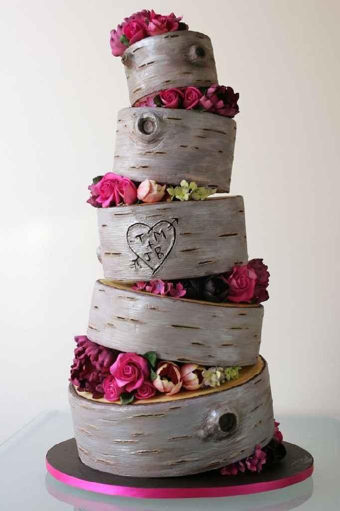 Wedding Cakes - 1