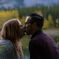 What style of engagement shoot - casual or dramatic? - 2