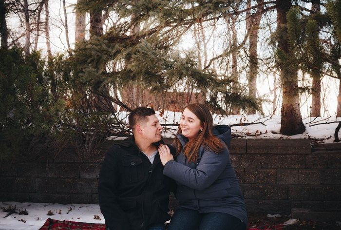 Engagement photo shoot - indoors or outdoors? 7