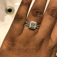 Wedding ring set - 1