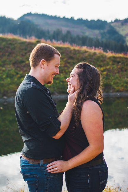 Finally got all engagement photos back! 2