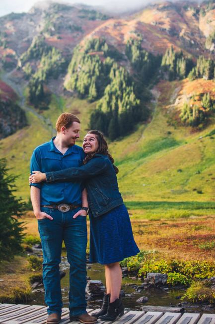 Engagement photo shoot - indoors or outdoors? 6