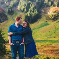 Engagement photo shoot - indoors or outdoors? - 1