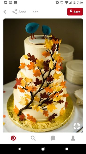 Wedding Cakes - Before the wedding - Forum Weddingwire.ca
