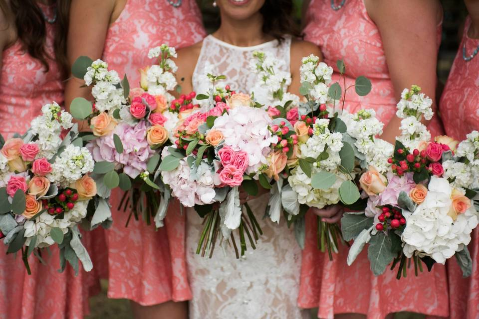 Floral Support Weddings and Events
