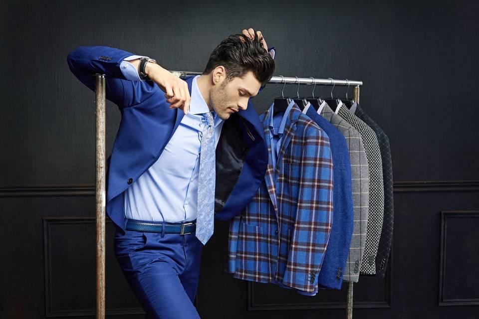 The custom suit