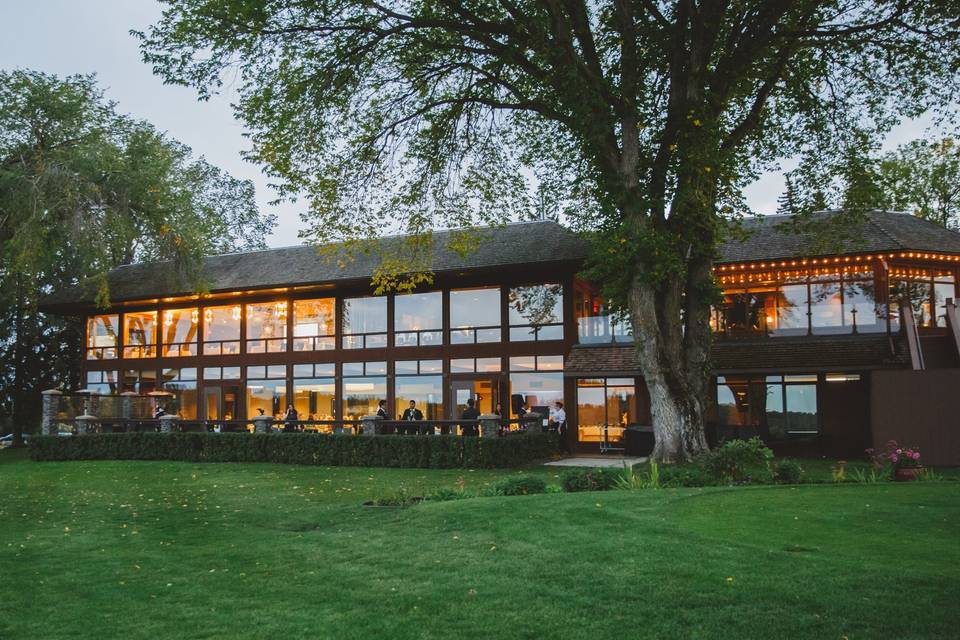 Country Club Clubhouse