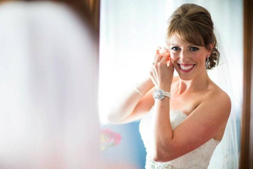 Makeup with Rachel