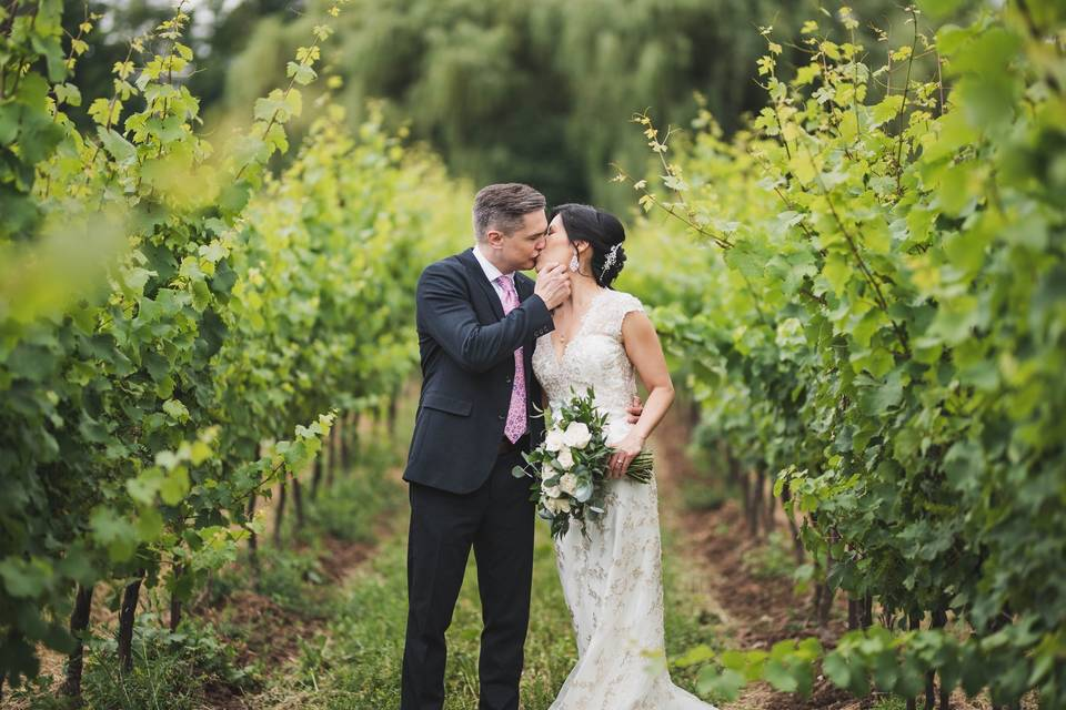 Vineland estates wedding