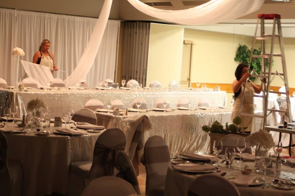 Ava's Weddings Event Decorating & Design Co.