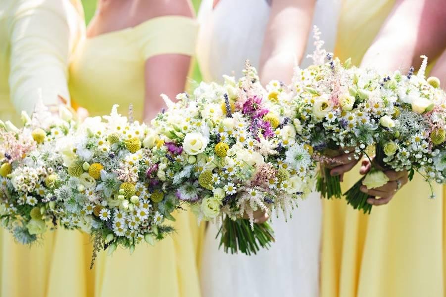 Pink Lily Weddings Floral Designs