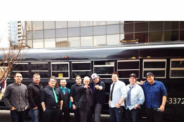 Calgary Party Bus
