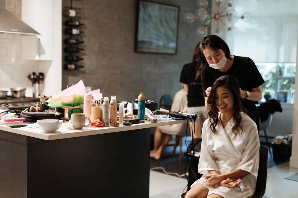 Ora Chen Makeup and Hair