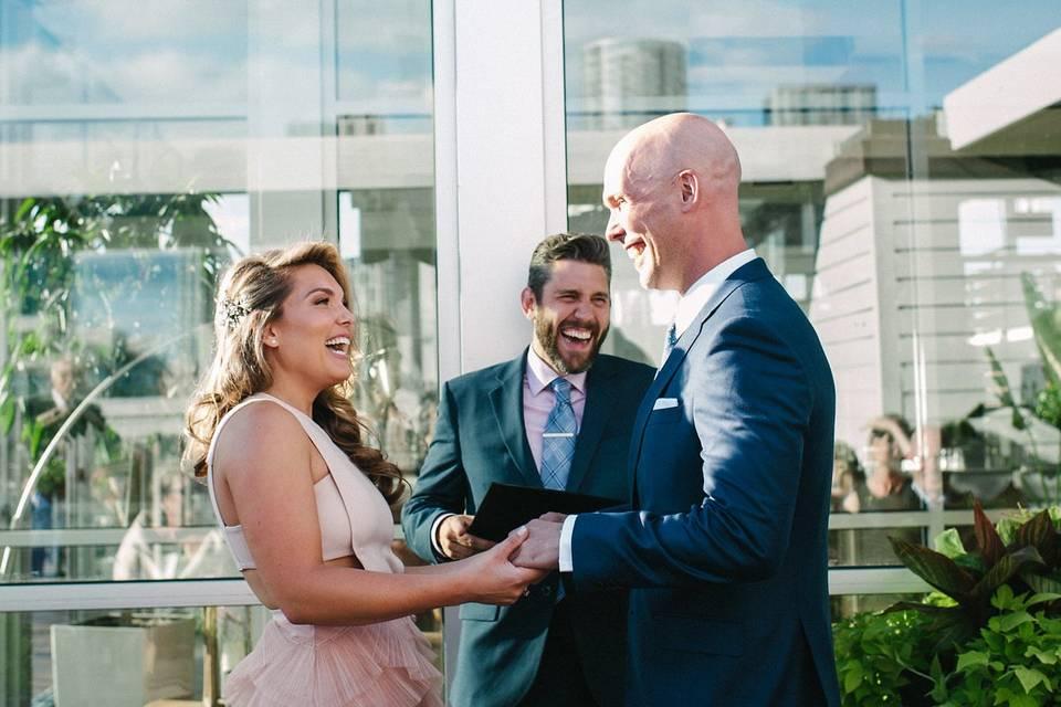 Unboring!Wedding