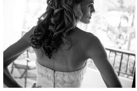Beautiful Calgary Bride