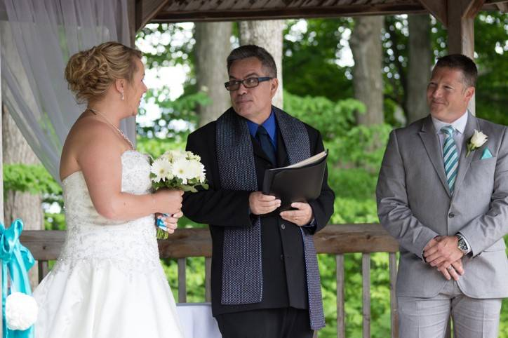 Christian Montmeny - Officiant