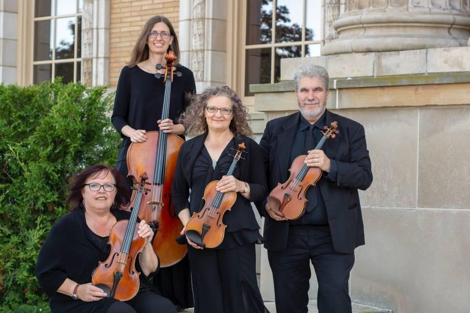 The Leith Quartet
