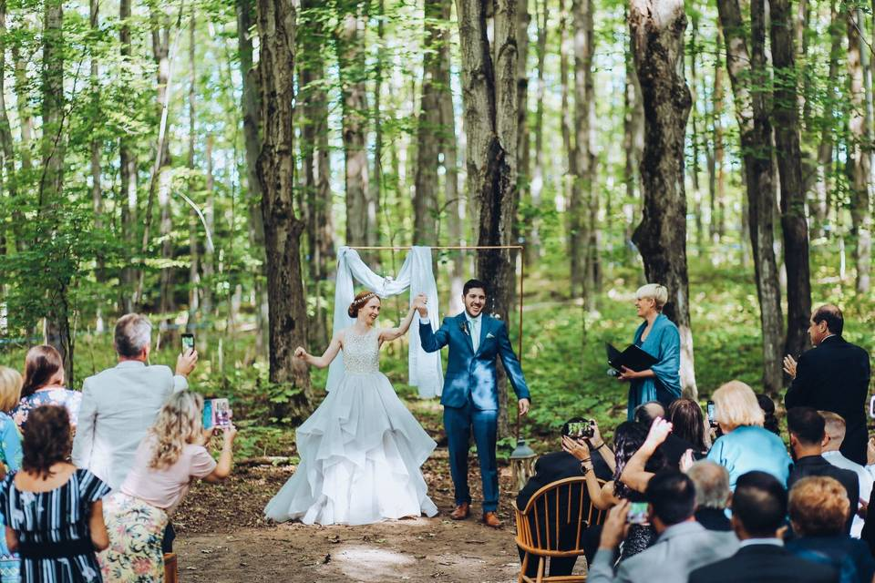 Sarah Hall Consulting -Officiant