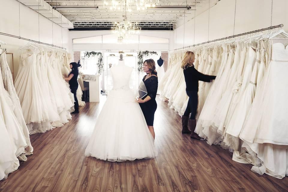 Encore Bridal