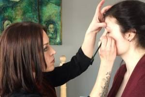 Glitter & Gore Makeup Artistry
